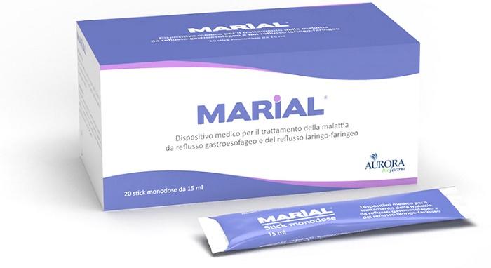 MARIAL 20 ORAL STICK 15 ML - Farmastar.it