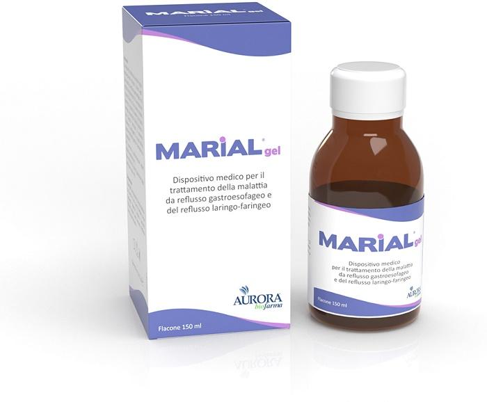 MARIAL GEL CON BICCHIERINO DOSATORE 150 ML - Parafarmacia Tranchina