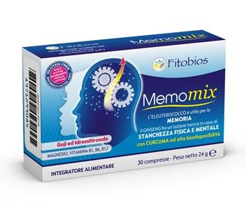 MEMO MIX 30 COMPRESSE - Farmaseller