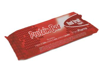 PROTEIN BAR BARRETTA RED FRUIT 50 G - DrStebe