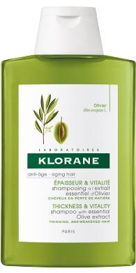 KLORANE SHAMPOO ALL'ULIVO 400 ML - Farmacia Giotti