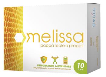 MELISSA PAPPA REALE E PROPROLI 20 FIALOIDI 100 ML