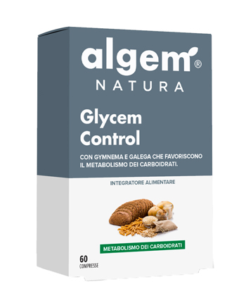 GLYCEM CONTROL 60 COMPRESSE - Parafarmacia la Fattoria della Salute S.n.c. di Delfini Dott.ssa Giulia e Marra Dott.ssa Michela