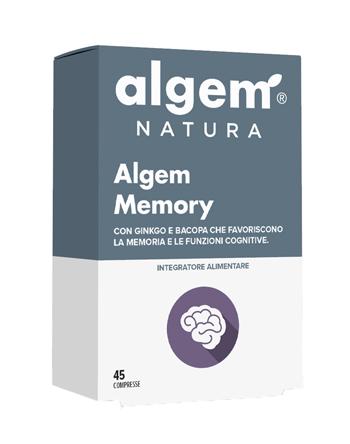 Algem Memory Integratore 45 Compresse