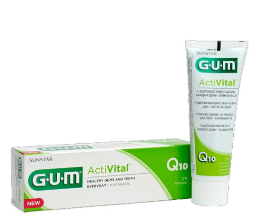 GUM ACTIVITAL DENTIFRICIO GEL 75 ML - Speedyfarma.it