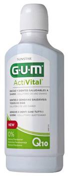 GUM ACTIVITAL COLLUTORI0 500 ML + R RINSE 120 ML - Farmabaleno