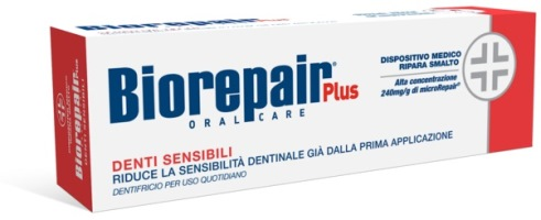 BIOREPAIR PLUS DENTI SENSIBILI 75 ML - Farmafamily.it