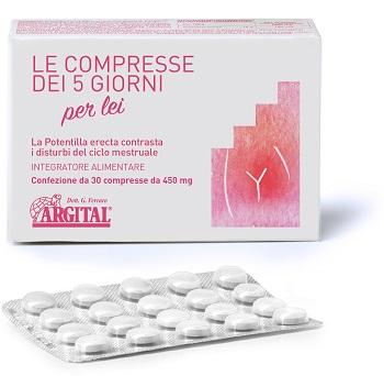LE COMPRESSE DEI 5 GIORNI 30 COMPRESSE - Farmastar.it