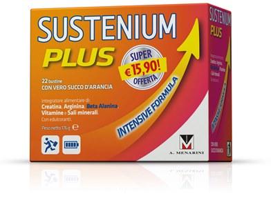 SUSTENIUM PLUS PROMO 22 BUSTINE - Turbofarma.it