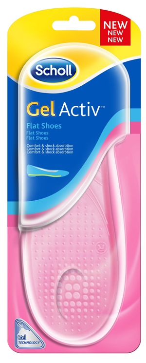 SCHOLL GEL ACTIV SCARPE BASSE - Farmacia 33