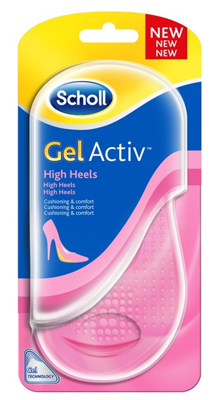 SCHOLL GEL ACTIV TACCHI ALTI - Farmapage.it