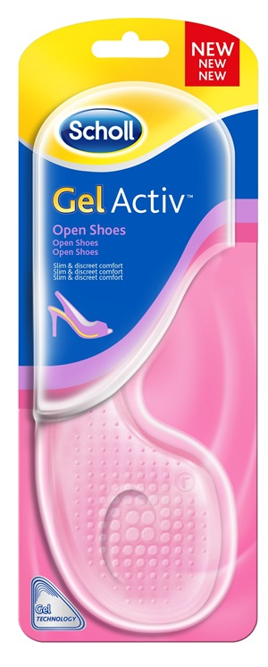 SCHOLL GEL ACTIV SCARPE APERTE - Farmastar.it
