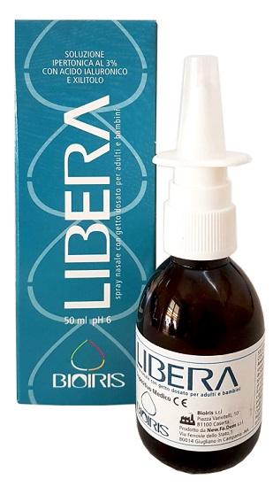 LIBERA SPRAY NASALE SOLUZIONE IPERTONICA - Farmaseller