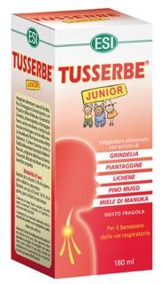 TUSSERBE JUNIOR 180 ML - Iltuobenessereonline.it