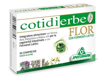 COTIDIERBE FLOR 30 COMPRESSE - Farmaconvenienza.it