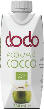 ACQUA DI COCCO 100% BIO 330 ML - Farmaseller