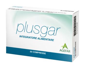PLUSGAR 30 COMPRESSE - Farmaseller