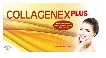 COLLAGENEX PLUS 10 FLACONI DA 50 ML - Farmabaleno