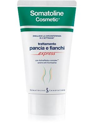 SOMATOLINE COSMETIC PANCIA E FIANCHI EXPRESS 150 ML - Farmacia Giotti