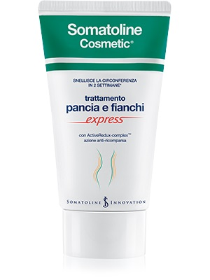 SOMATOLINE COSMETIC SNELLENTE PANCIA E FIANCHI EXPRESS 250 ML - Farmaciacarpediem.it