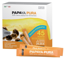 PAPAYA PURA 45 STICK PACK - Farmafirst.it