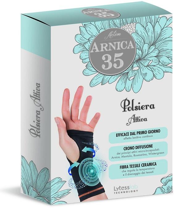 ARNICA 35 ACTIVE POLSIERA TAGLIA 1 - Farmastar.it