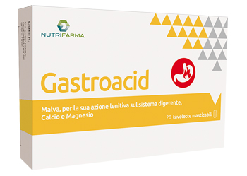 GASTRO ACID 20 TAVOLETTE - Farmapage.it