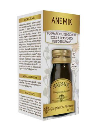 ANEMIK 60 PASTIGLIE - COSIMAX SRLS