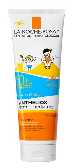 ANTHELIOS DERMO-PED LATTE SPF50+ 250 ML - Farmafamily.it