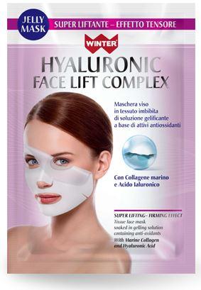 WINTER HYALURONIC FACE LIFT COMPLEX MASCHERA VISO SUPER LIFTANTE 35 ML - Farmacia Giotti