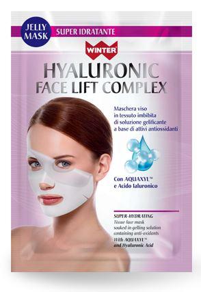 WINTER HYALURONIC FACE LIFT COMPLEX MASCHERA VISO SUPER IDRANTANTE 35 ML - Farmacia Centrale Dr. Monteleone Adriano