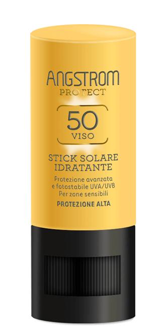 ANGSTROM PROTECT STICK SOLARE PROTETTIVO 50 8 G - FARMAEMPORIO