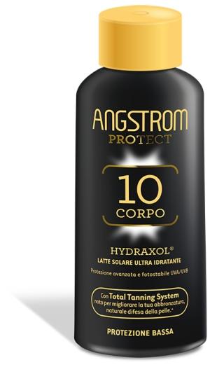 ANGSTROM PROTECT HYDRAXOL LATTE SOLARE PROTEZIONE 10 200 ML - Farmacento