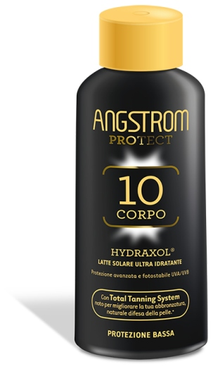 ANGSTROM PROTECT HYDRAXOL LATTE SOLARE PROTEZIONE 10 200 ML - Farmaciacarpediem.it