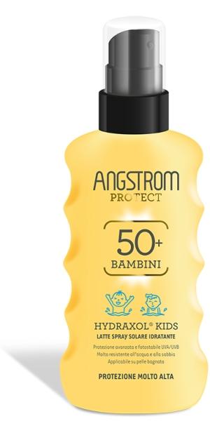 ANGSTROM PROTECT HYDRAXOL KIDS LATTE SPRAY SOLARE ULTRA PROTEZIONE 50+ 175 ML - Parafarmacia Tranchina