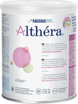 ALTHERA LATTE IPOALLERGENICO NEUTRO 450 G - pharmaluna