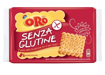 ORO SAIWA BISCOTTI SENZA GLUTINE 200 G - Farmafamily.it