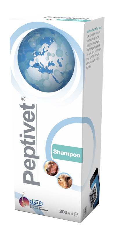 PEPTIVET SHAMPOO PRONTO USO 200 ML - Farmacia Centrale Dr. Monteleone Adriano
