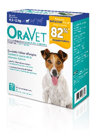ORAVET CHEWING GUM DOG SMALL 7 PEZZI - Farmapage.it