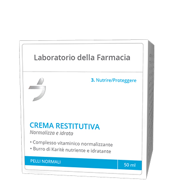 LABORATORIO DELLA FARMACIA CREMA RESTITUTIVA 50 ML - Farmabaleno
