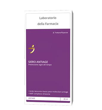 LABORATORIO DELLA FARMACIA SIERO ANTIAGE 40 ML - Zfarmacia