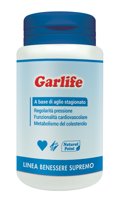 Natural Point Garlife Integratore 50 Capsule