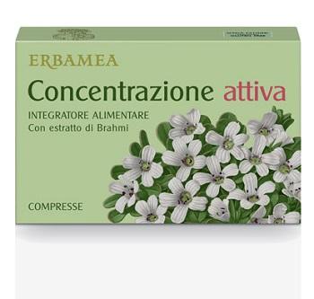 CONCENTRAZIONE ATTIVA 24 COMPRESSE - Parafarmacia la Fattoria della Salute S.n.c. di Delfini Dott.ssa Giulia e Marra Dott.ssa Michela