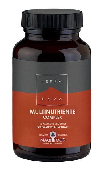 Terranova Multinutriente Complex 50 Capsule - Arcafarma.it