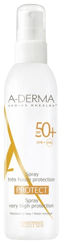 ADERMA A-D PROTECT SPRAY 50+ 200 ML - Parafarmaciabenessere.it