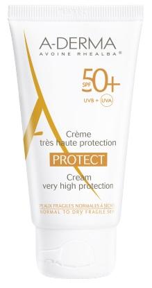 ADERMA A-D PROTECT CREMA 50+ 40 ML - Farmaseller