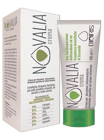 Novalia Crema Idratante Pelle Secca 100 g