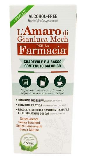 AMARO DI GIANLUCA MECH PER LA FARMACIA 500 ML