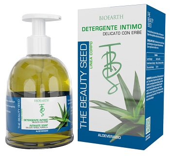 Bioearth Detergente Intimo The Beauty Seed 250 ml - Iltuobenessereonline.it