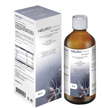 NEUROTIDINE 50MG/ML SOLUZIONE ORALE 500 ML - La farmacia digitale